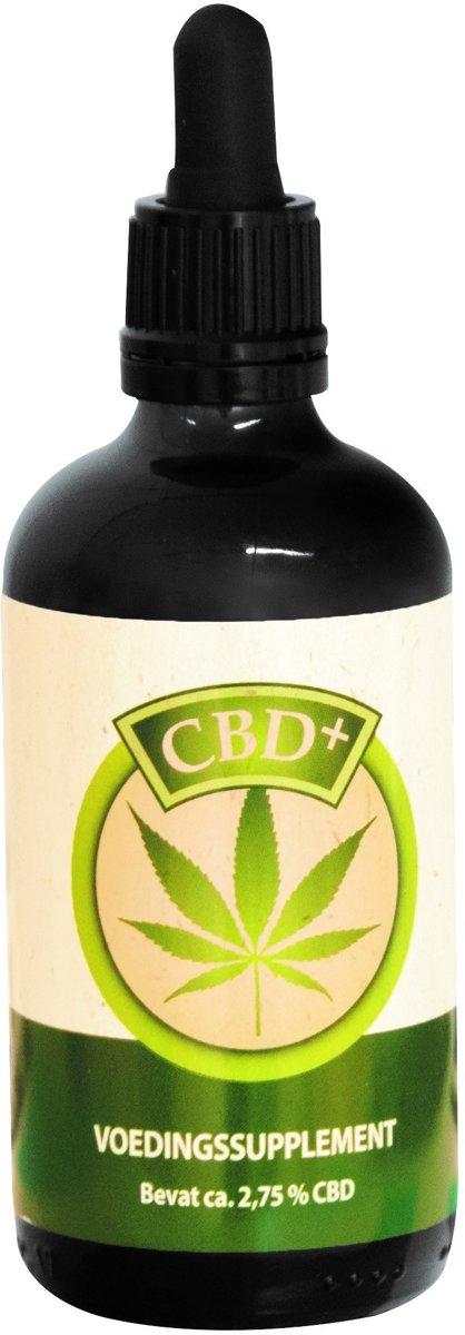 CBD plus olie