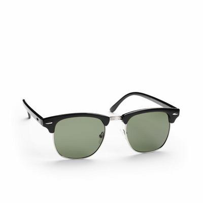 Haga Eyewear Zonnebril clubmaster zwart 1st